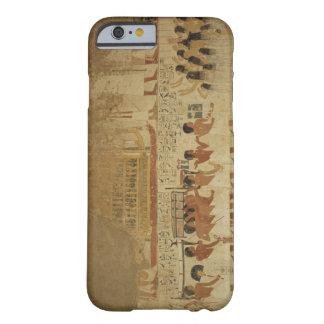 Templo Luxor, Egipto de Karnak Funda Barely There iPhone 6