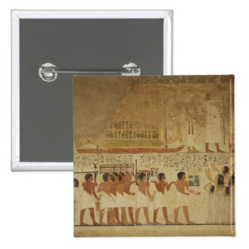 Templo Luxor, Egipto de Karnak Pin Cuadrado