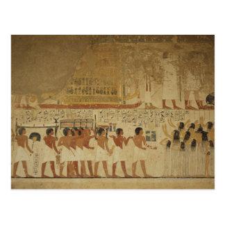 Templo Luxor, Egipto de Karnak Postales