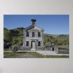 Templo masónico 3 - Bannack Montana Impresiones