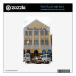 Templo masónico de Nassau Skins Para iPod Touch 4G
