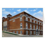 Templo masónico de Sioux City Iowa Felicitaciones