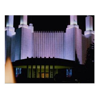 Templo moderno de los santos en Washington, C.C.,  Tarjetas Postales