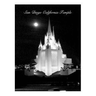 Templo mormón de San Diego Postal
