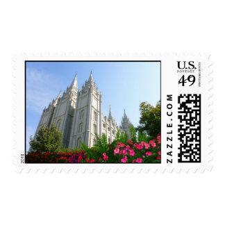Templo mormón sellos