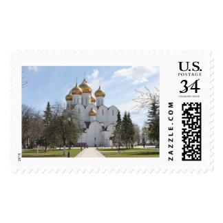 Templo Sello Postal