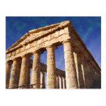 Templo Sicilia de Impressitaly Tarjeta Postal