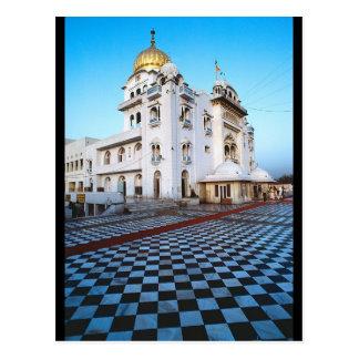 Templo sikh postal