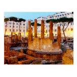Templos romanos postales