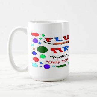 Temporada de gripe taza clásica