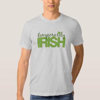 Temporarily Irish T-shirt