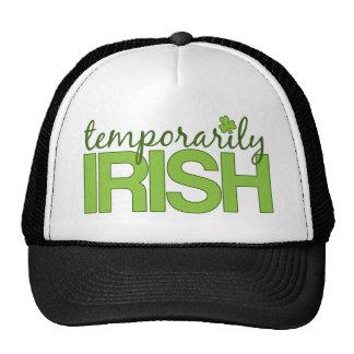 Temporarily Irish Trucker Hat