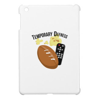 Temporary Defness iPad Mini Case