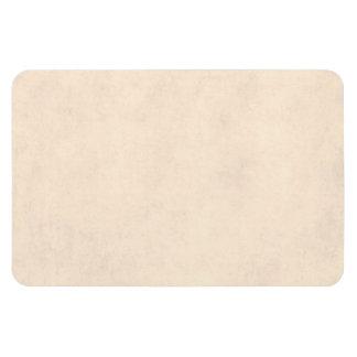 Temporeros de papel antiguos beige del pergamino imán flexible