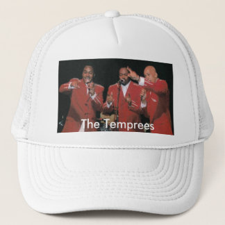 TempreesRed, The Temprees Trucker Hat
