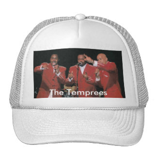TempreesRed, The Temprees Trucker Hat