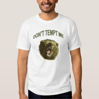 Tempt Me Bear Tee Shirt