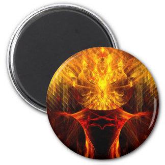 Temptation 2 Inch Round Magnet