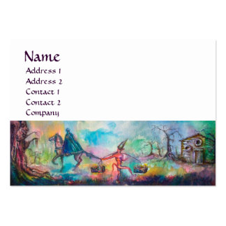 TEMPTATION BUSINESS CARD
