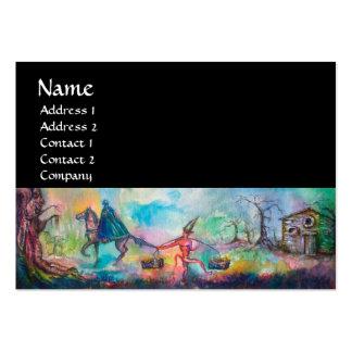 TEMPTATION BUSINESS CARD TEMPLATE