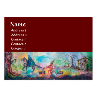 TEMPTATION LARGE BUSINESS CARD