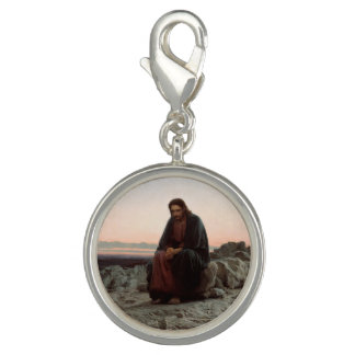 Temptation of Christ Charm