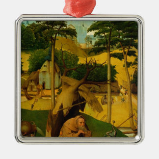 Temptation of St. Anthony, 1490 Metal Ornament