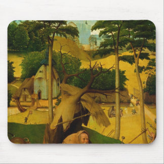 Temptation of St. Anthony, 1490 Mouse Pad