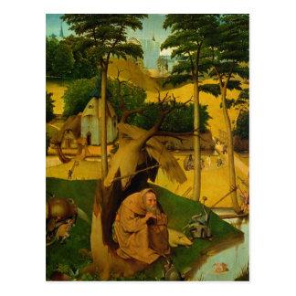 Temptation of St. Anthony, 1490 Postcard