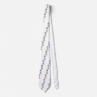 temptation-seduction neck tie