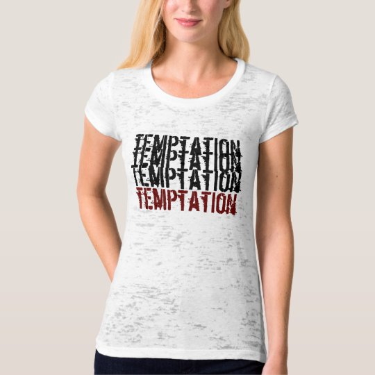 Temptation Tee by Hungry Dog Clothing Line Co.