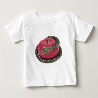 TemptationAppleSnake112311 Baby T-Shirt