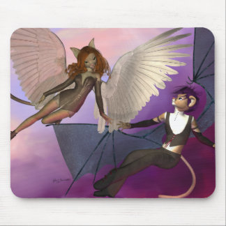 Tempted Mouse Pad