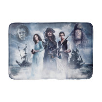 Tempted To Come Aboard? Bathroom Mat