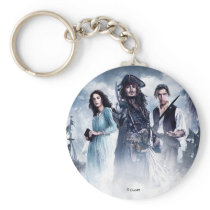 Tempted To Come Aboard? Keychain