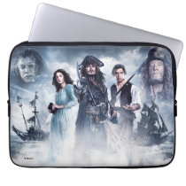 Tempted To Come Aboard? Laptop Sleeve