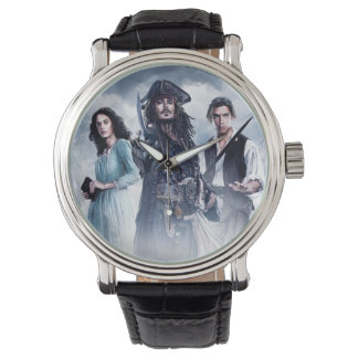Tempted To Come Aboard? Wristwatch