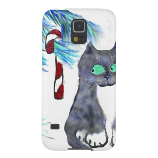 Tempting Candy Cane for Kitty Galaxy Nexus Case