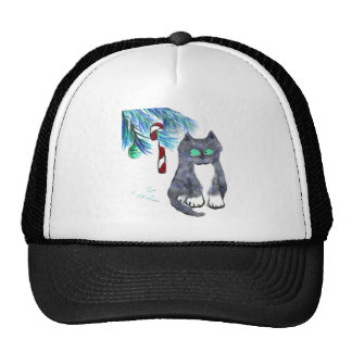 Tempting Candy Cane for Kitty Hats