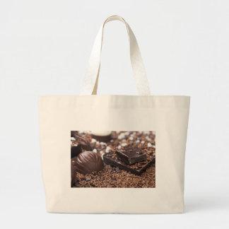 Tempting Chocolate Tote Bag