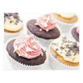 Tempting Cupcakes Postcard
