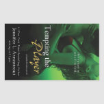 Tempting the Player by Jennifer L. Armentrout Rectangular Sticker