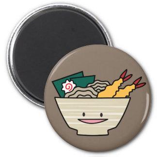 Tempura ramen bowl nori shrimp Japanese noodles Magnet