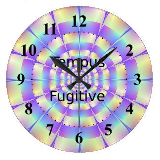 Tempus Fugitive Clock