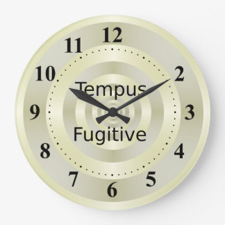 Tempus Fugitive Target Clock