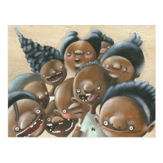 Ten Brothers Postcard