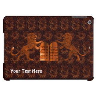 Ten Commandments and Lions iPad Air Cover