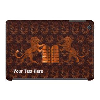 Ten Commandments and Lions iPad Mini Cases