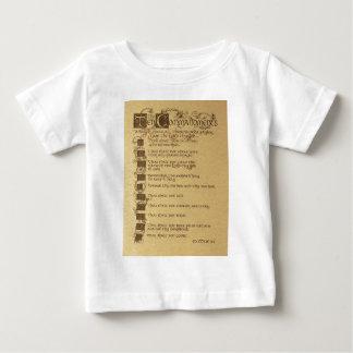 ten commandments baby T-Shirt