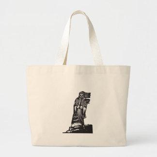 Ten Commandments Canvas Bag
